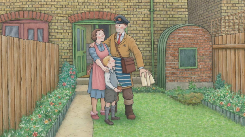 ethel and ernest اتل و ارنست