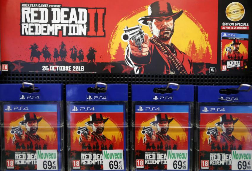 تاکنون بیش از ۲۵ میلیون نسخه از Red Dead Redemption 2 عرضه شده است