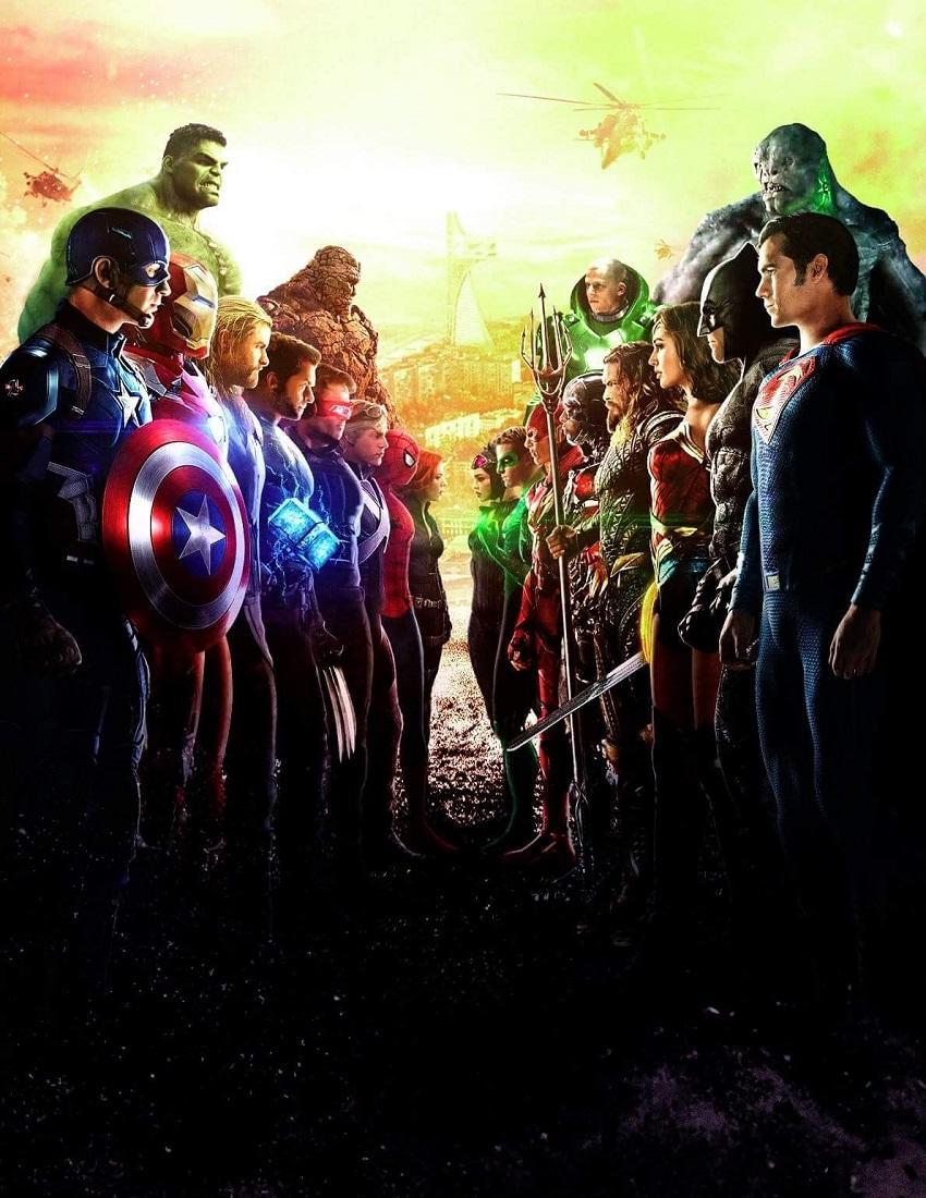 فیلم های DC