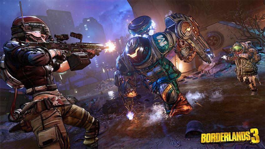 اسکرینشات بازی Borderlands 3