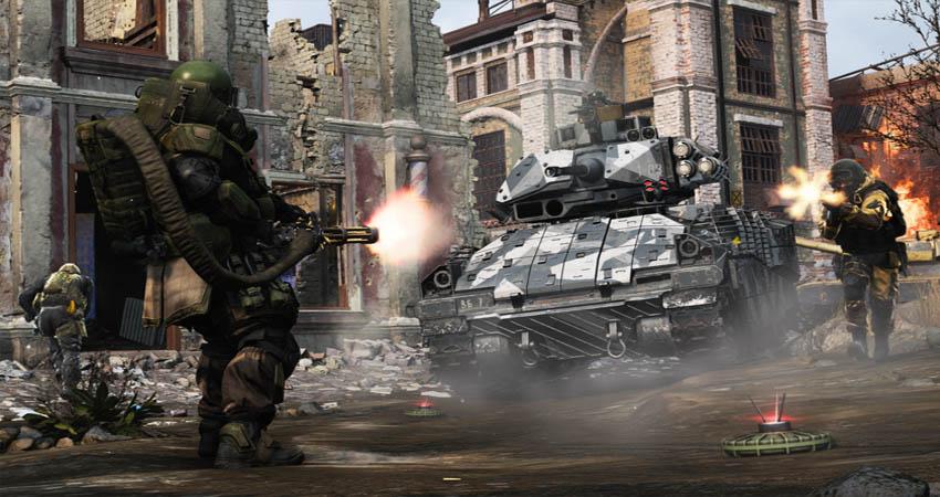 بخش چندنفره Call of Duty: Modern Warfare رسماً معرفی شد