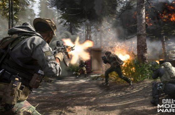 مد بتل رویال ظاهراً پس از عرضه به بازی Call of Duty: Modern Warfare اضافه میشود