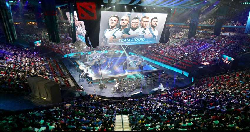 مسابقات The International 2019