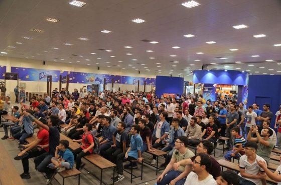 پوشش زنده ویجیاتو از جام قهرمانان بازیهای ویدیویی ایران [تماشا کنید]