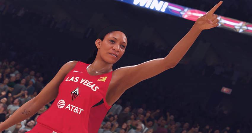تریلر جدید بازی NBA 2K20 با محوریت بسکتبال زنان