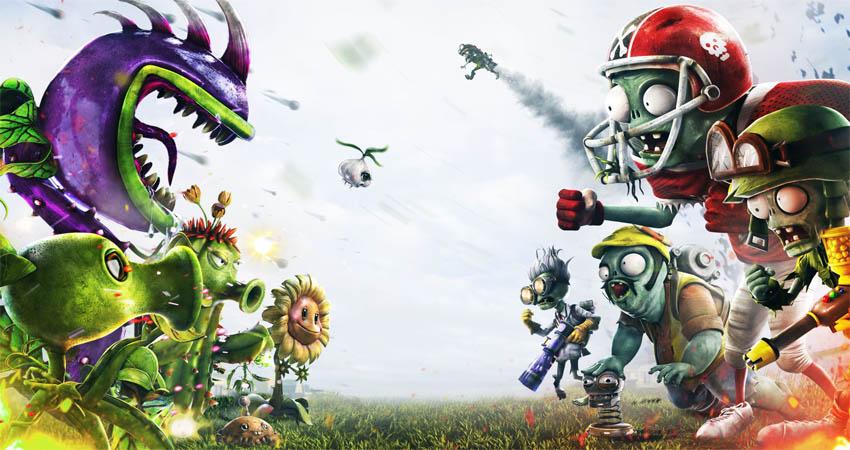 نخستین تریلر از بازی Plants vs. Zombies: Battle for Neighborville لو رفت