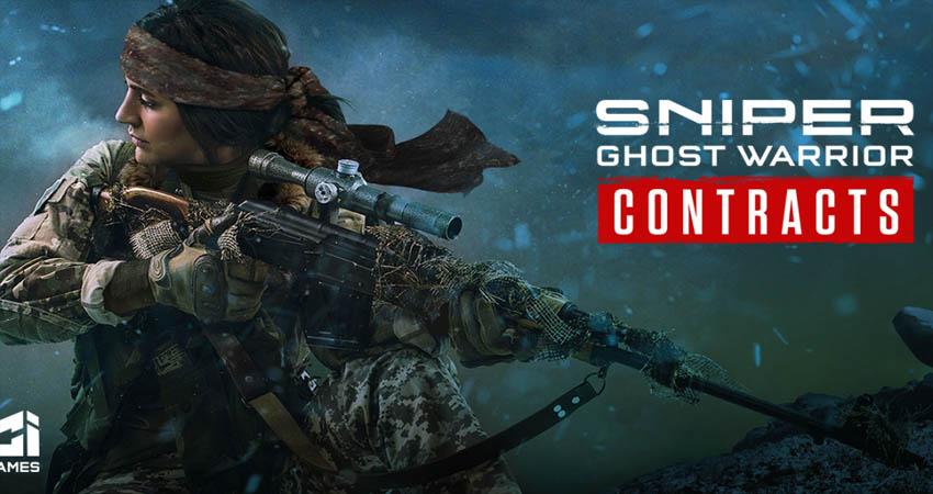 تاریخ انتشار بازی Sniper Ghost Warrior Contracts مشخص شد [تماشا کنید]