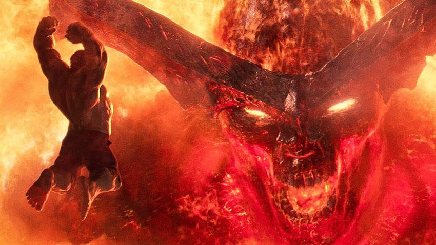 سورتور در فیلم Thor: Ragnarok