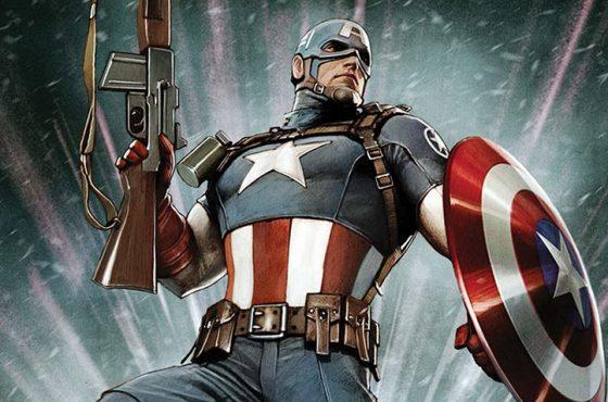 معرفی کاپیتان آمریکا – رویای آمریکایی