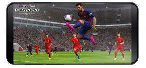 منتظر نسخه موبایل eFootball PES 2020 باشید
