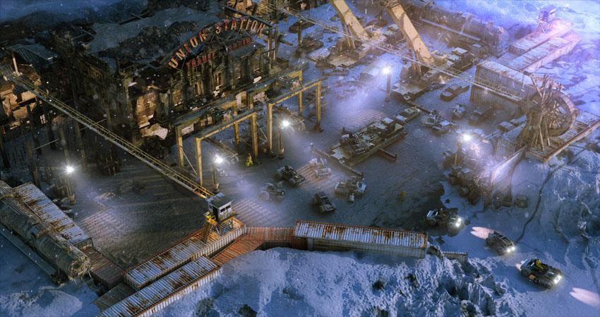 مشخصات حداقل سیستم مورد نیاز Wasteland 3 اعلام شد