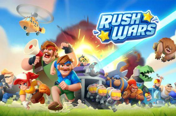 بررسی ویدیویی نسخه بتای بازی Rush Wars – بازی تازه سوپرسل چه حرفی برای گفتن دارد