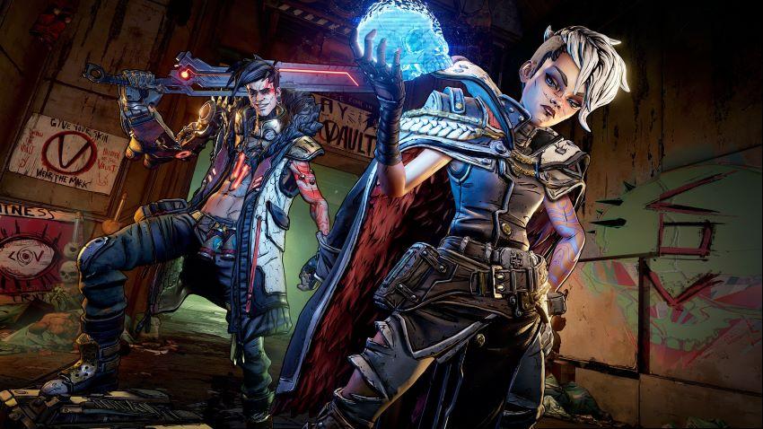 کاراکترهای بازی Borderlands 3