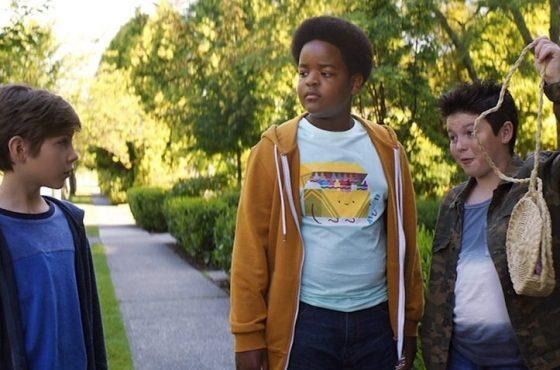 مالی گوردون از فیلم جدید Good Boys میگوید