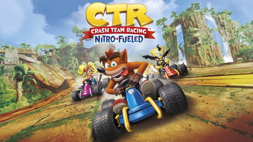 بازی Crash Team Racing Nitro-Fueled