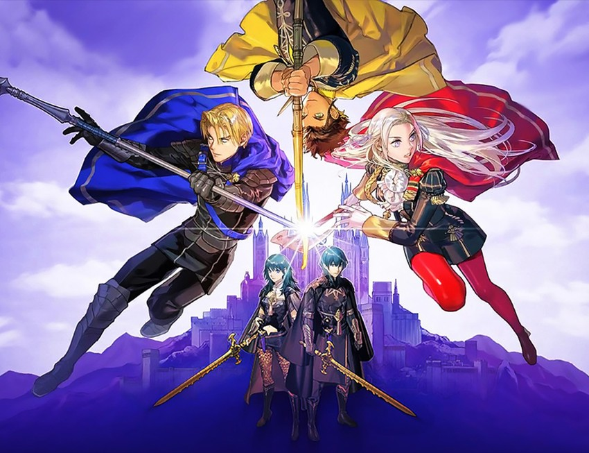 بازی Fire Emblem: Three Houses