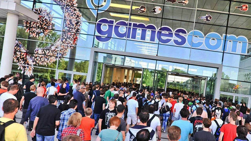 لیست شرکتهای حاضر در گیمزکام 2020 مشخص شد