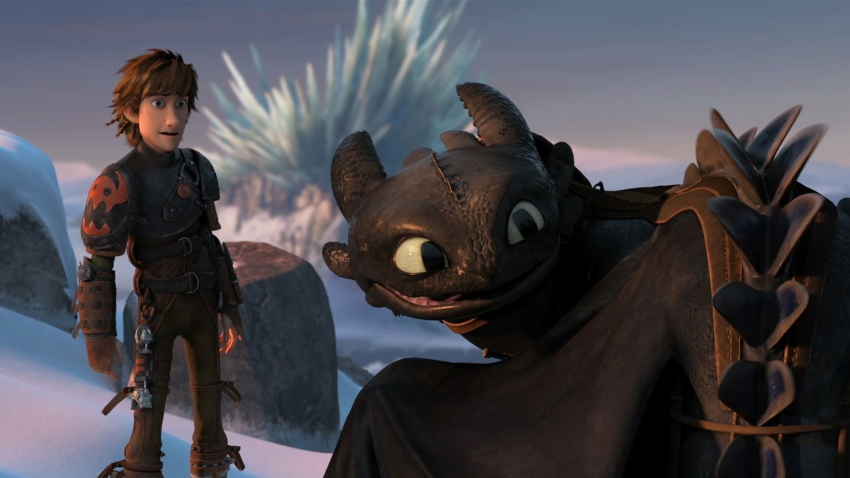 how to train you dragon پرورش اژدها