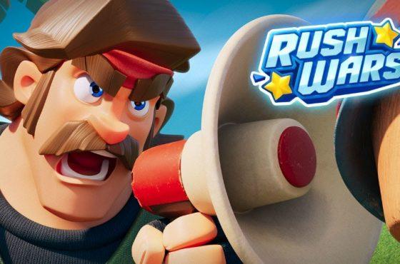 نگاه نخست به بازی Rush Wars