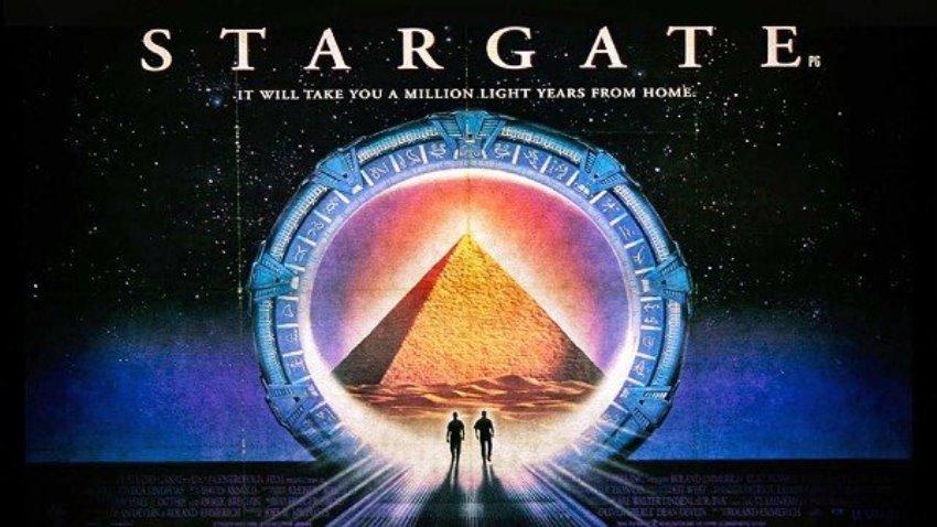 سریال فیلم stargate دروازه ستاره