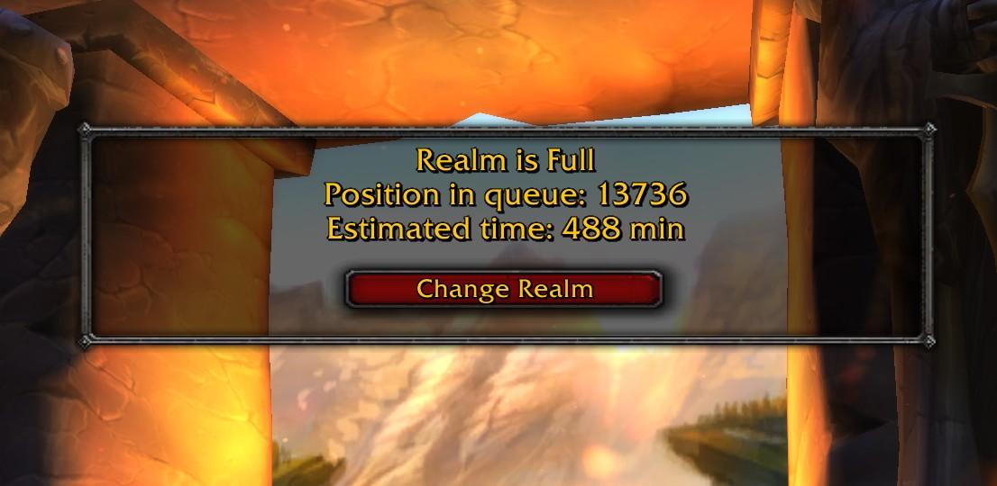 بازی World of Warcraft Classic