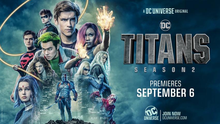 تولید فصل سوم سریال Titans در اولین فرصت ممکن آغاز میشود