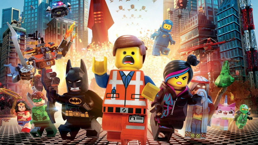 lego movie فیلم لگو