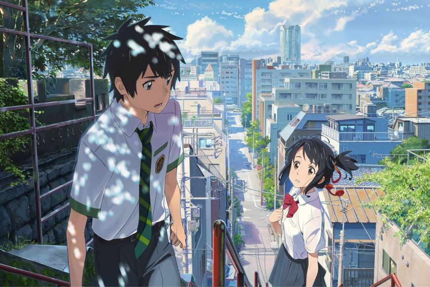 your name انیمه