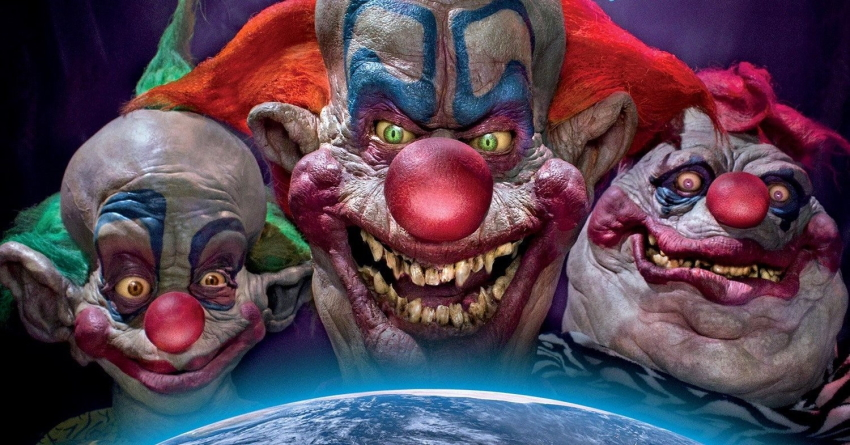 Killer Klowns from Outer Space دلقک