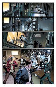 نسخه ترجمه شده کمیک جان ویک توسط وبسایت ویجیاتو (برای دیدن سایز کامل روی تصویر کلیک کنید)
