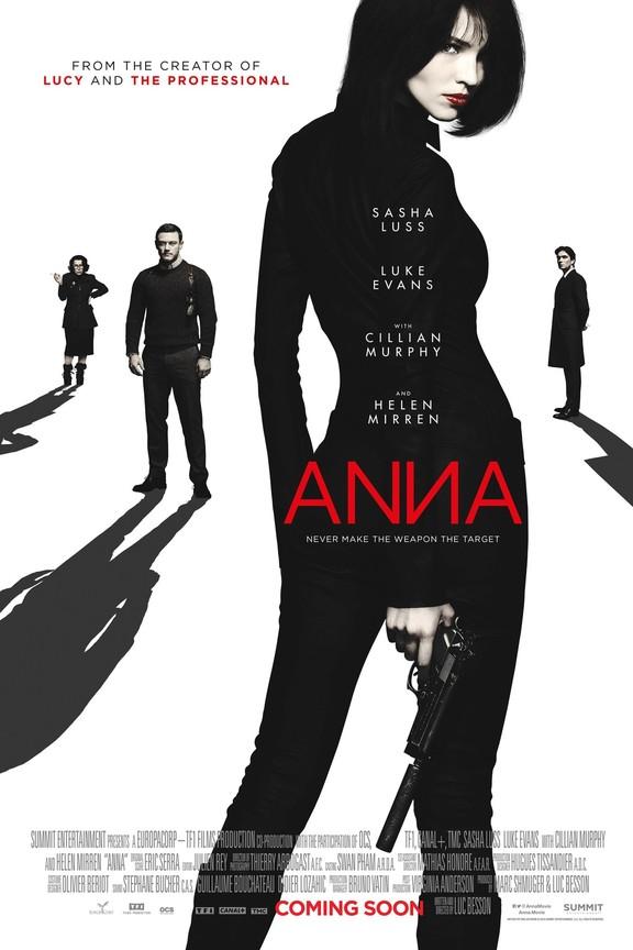 نقد فیلم Anna
