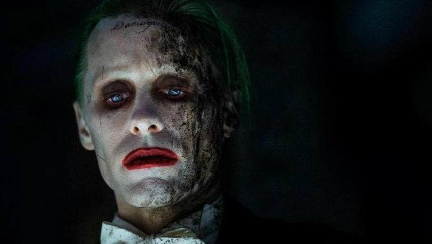 تصویری از صحنههای حذف شده جوکر در فیلم جوخه خودکشی