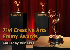 برندگان بخش «هنرهای خلاقانه» مراسم Emmy Awards مشخص شدند