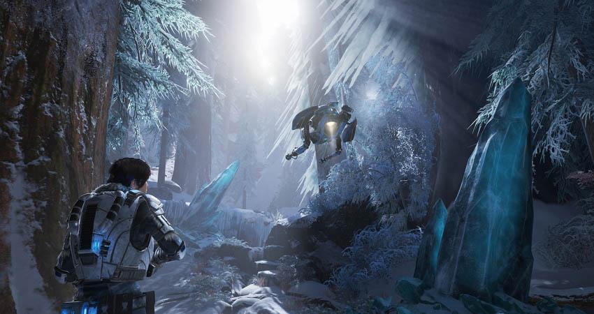 نگاهی به بررسیهای بازی Gears 5 – بهتر از نسخه چهارم