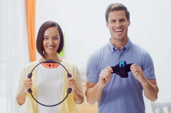 نینتندو با Ring Fit Adventure میخواهد گیمرها را با ورزش کردن آشتی دهد