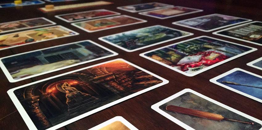کارتهای بازی Mysterium