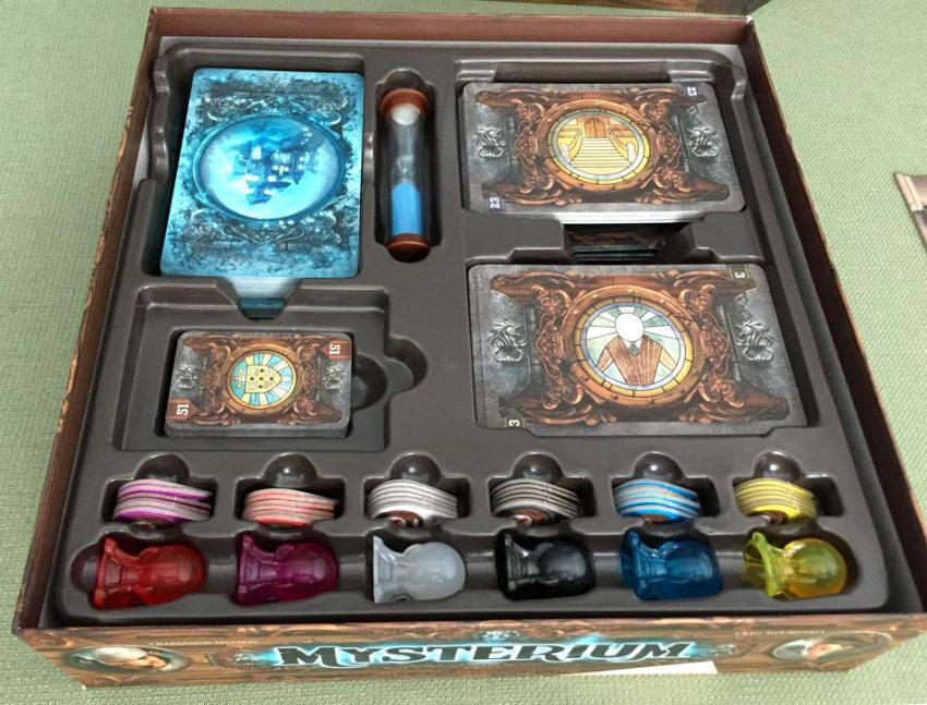 جعبه بازی Mysterium