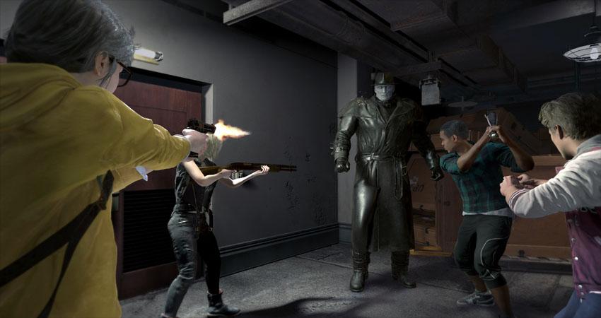 اولین نمایش از گیم پلی Project Resistance منتشر شد