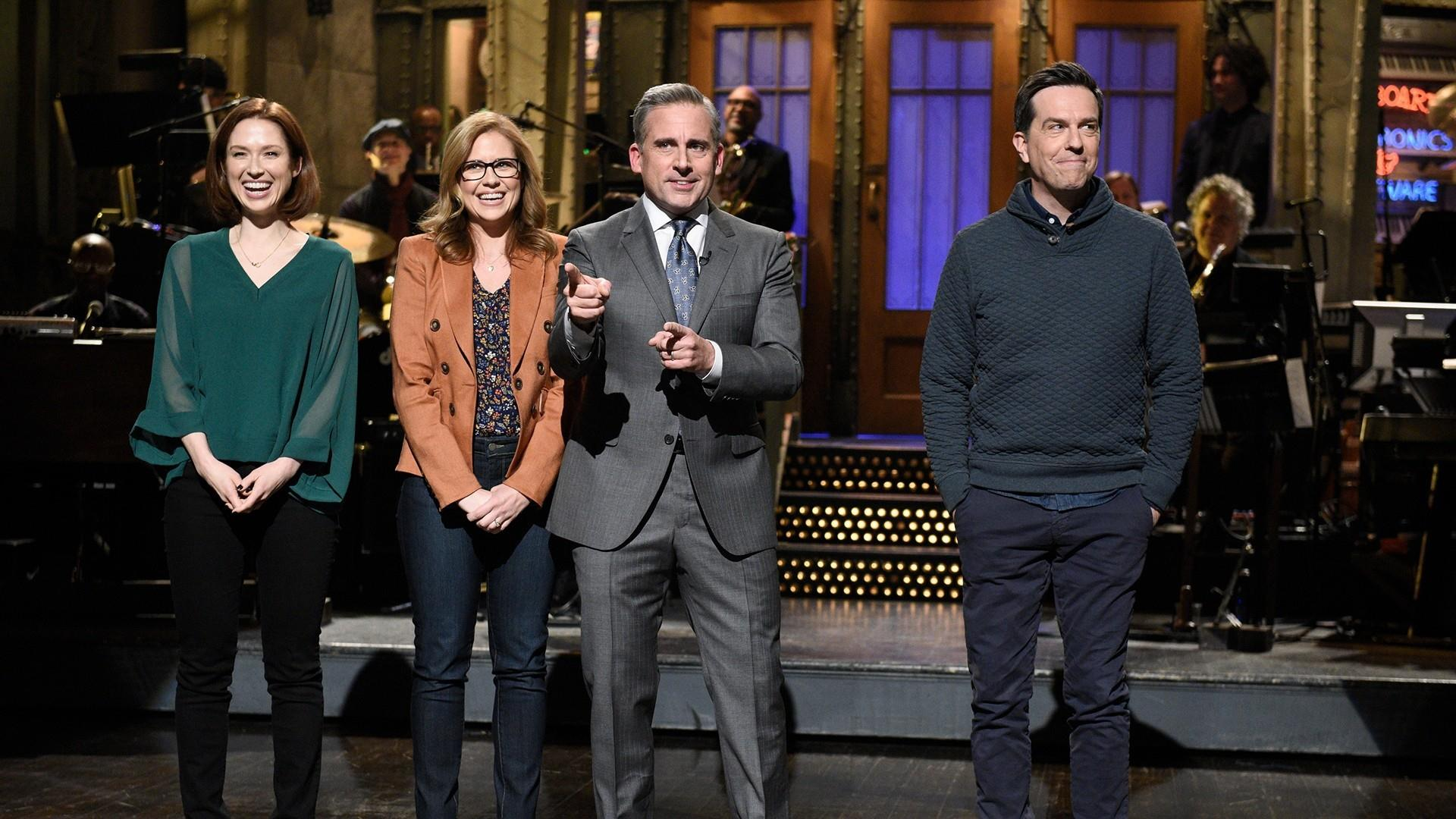 جان کرازینسکی از علاقهاش برای بازگشت سریال The Office میگوید