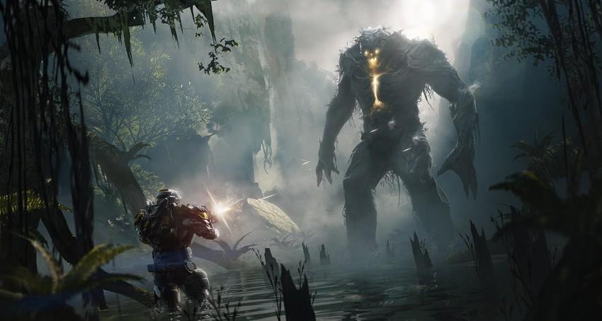 Mass Effect جدید در حال ساخت و Anthem در دست اصلاحات است