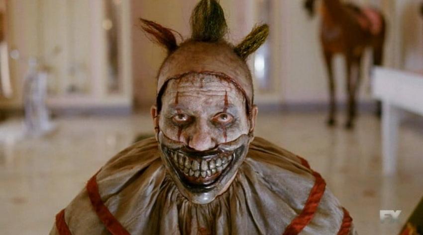 دلقک Twisty در American Horror Story