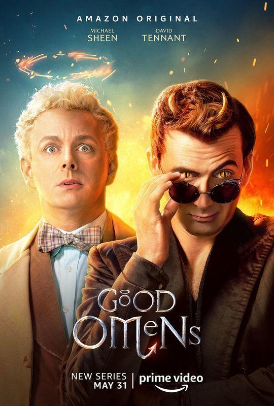 نقد سریال Good Omens