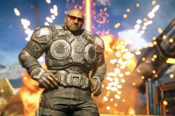 «باتیستا» در بازی Gears 5 در دسترس قرار گرفت