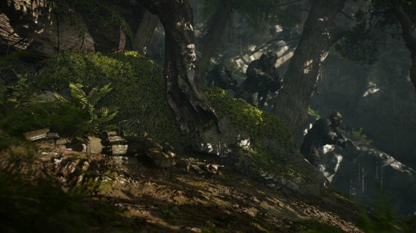 استتار در بازی Ghost Recon Breakpoint