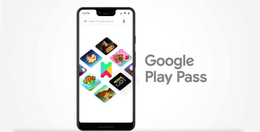 سرویس Google Play Pass رسماً معرفی شد
