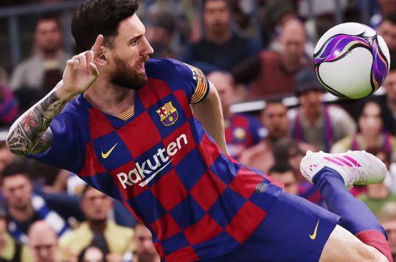 بازگشت تب فوتبال در تریلر زمان عرضه PES 2020