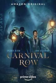 نقد سریال Carnival Row