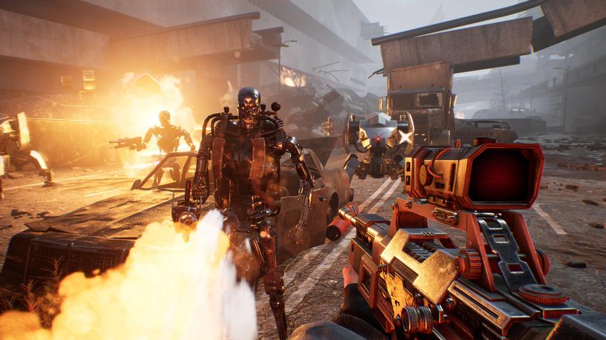 بازی Terminator: Resistance معرفی شد