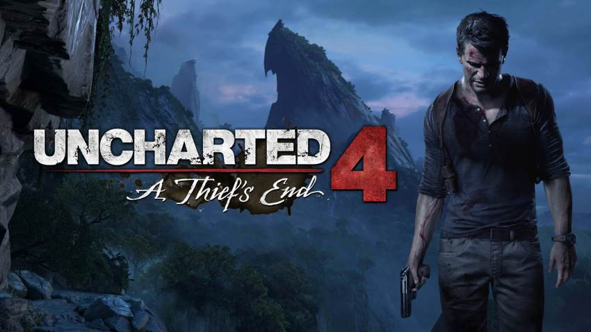 خرید بازی شوتر سوم شخص - Uncharted 4