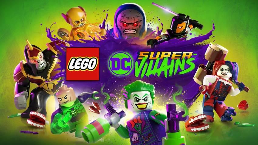 لگو دی سی سوپر ویلنز - بازی ابرقهرمانی